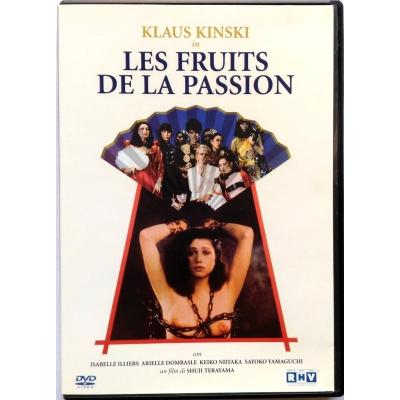 Dvd Les fruits de la passion di Shuji Terayama 1981 Usato