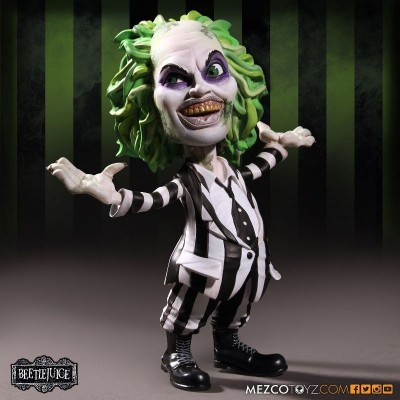 Beetlejuice Vinyl collectible figure Mezco