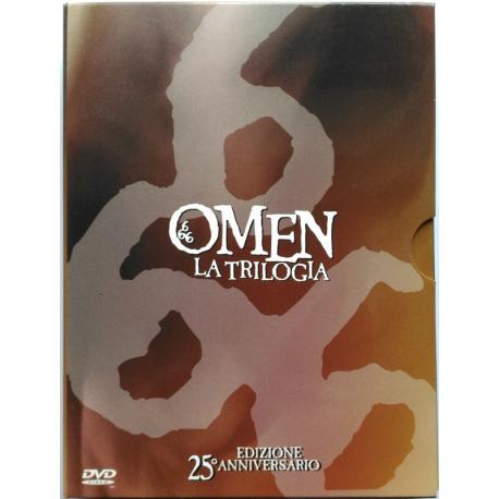 Dvd Omen - La Trilogia Edizione Speciale 3 dischi 25° Anniversario Usato