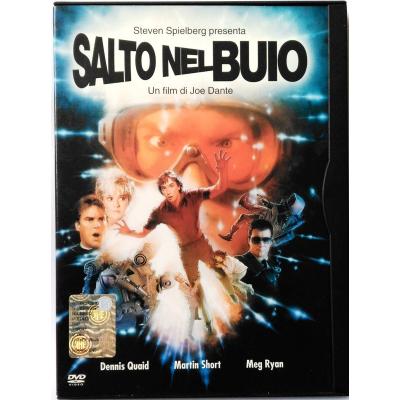 Dvd Salto nel Buio - ed. Snapper di Joe Dante 1987 Usato