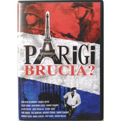 Dvd Parigi brucia di René Clément 1966 Usato