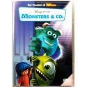Dvd Monsters & Co. (Disco Singolo) (Pixar) 2001 Usato