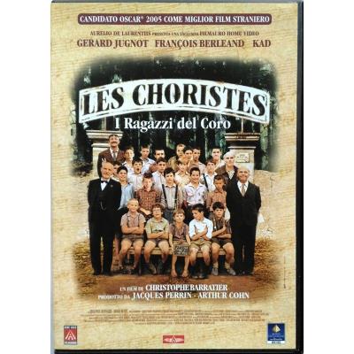 Dvd Les Choristes - I ragazzi del coro Usato