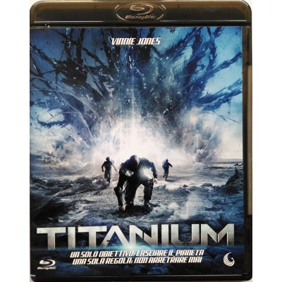 Blu-ray Titanium con Vinnie Jones 2014 Usato