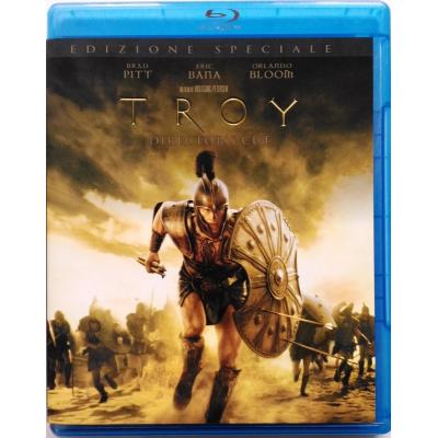 Blu-ray Troy - Edizione speciale di Wolfgang Petersen 2004 Usato