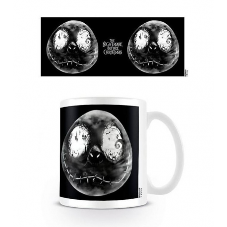 Tazza Nightmare Before Christmas Jack Skellington's face Mug
