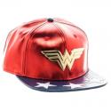 Cappello Wonder Woman Logo snapback Cap Hat DC Comics originals