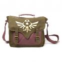The Legend of Zelda Triforce Logo messenger bag Bioworld