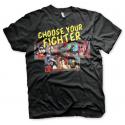 T-shirt Mortal Kombat - Choose Your Fighter official Man Hybris
