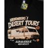 T-shirt Breaking Bad - Heisenberg´s Desert Tours maglia Uomo ufficiale