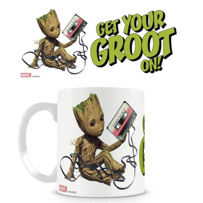 Tazza in ceramica Guardians Of The Galaxy 2 - Get Your Groot Mug