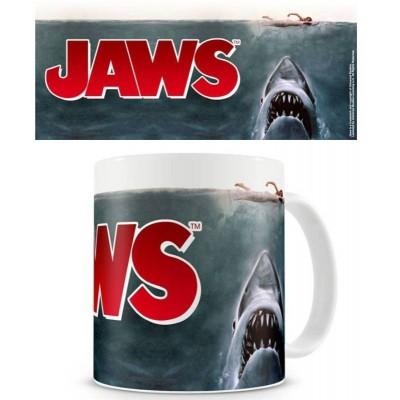 Tazza in ceramica Jaws - lo Squalo Original Coffe Mug 10 cm ufficiale