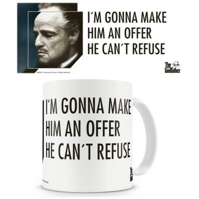 Tazza The Godfather - Make Him An Offer Padrino Mug