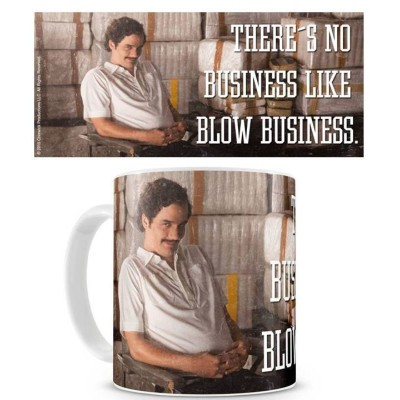 Tazza in ceramica Narcos - There´s No Business Like Blow Business Mug