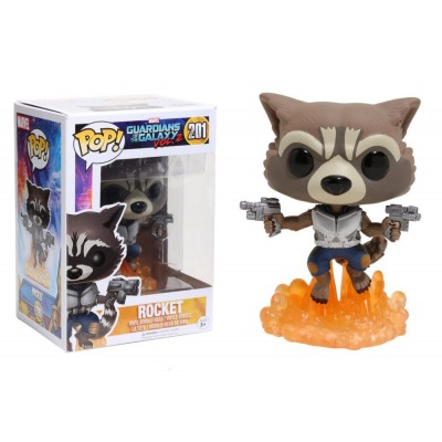 Guardians of the Galaxy Vol. 2 Rocket Raccon Pop! Funko Vinyl figure