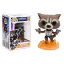 Guardians of the Galaxy Vol. 2 Rocket Raccoon Pop! Funko Vinyl figure n° 201
