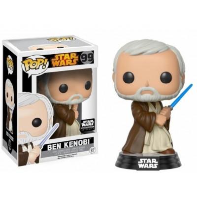 Smuggler's Bounty Exclusive Star Wars Ben Kenobi Pop! Funko 99