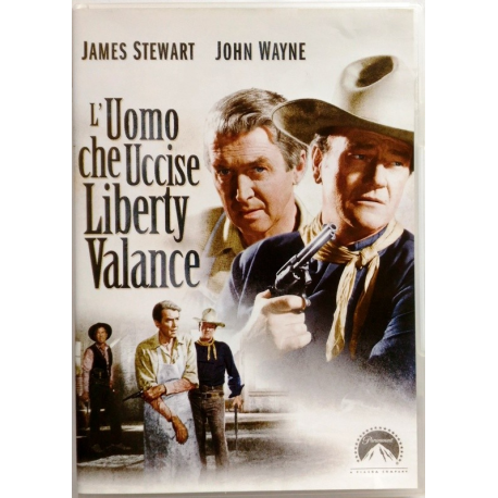 Dvd L'Uomo che uccise Liberty Valance