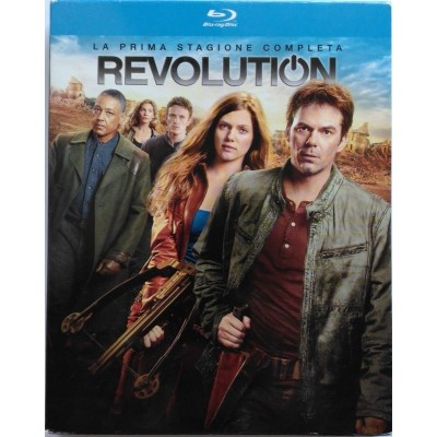 Blu-ray Revolution - La Prima Stagione 1