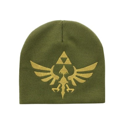 Berretta The Legend of Zelda Skyward Sword Triforce Beanie Winter Hat Bioworld
