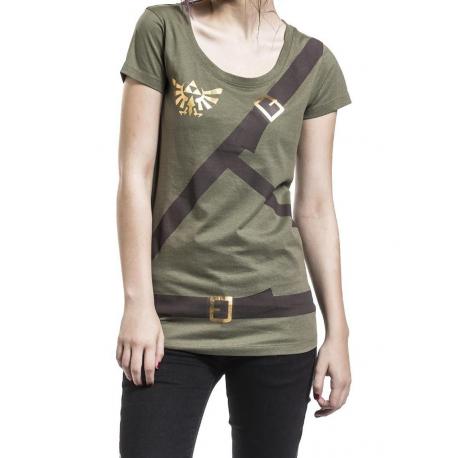 T-Shirt The Legend of Zelda Link belt costume