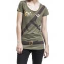 T-Shirt The Legend of Zelda Link belt costume maglia Donna ufficiale Bioworld