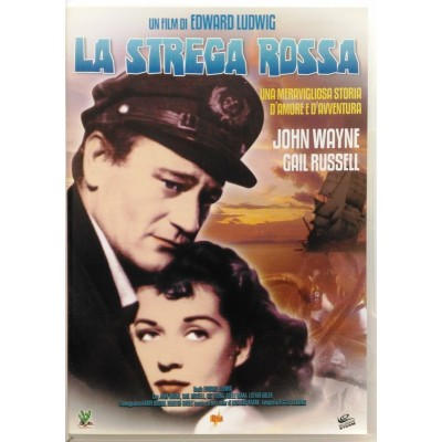 Dvd La Strega Rossa