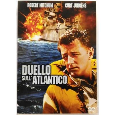 Dvd Duello sull'Atlantico con Robert Mitchum 1957 Usato