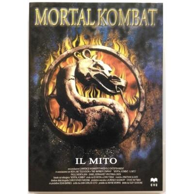 Dvd Mortal Kombat - Il mito