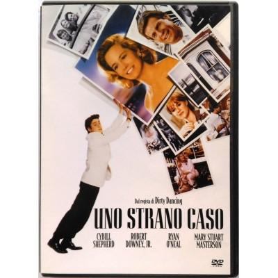 Dvd Uno Strano Caso con Robert Downey Jr. 1989 Nuovo