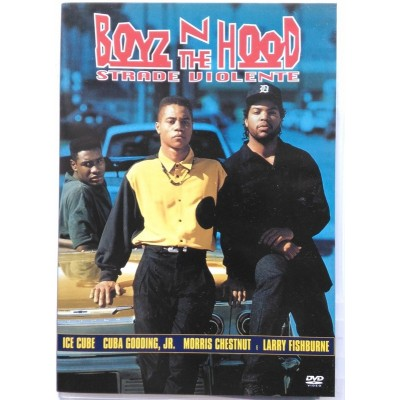 Dvd Boyz n the Hood - Strade violente