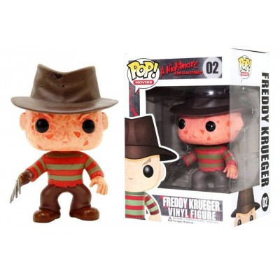 A Nightmare on Elm Street Freddy Krueger Pop! Funko movies Vinyl Figure n° 02