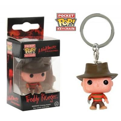 Portachiavi Nightmare Freddy Krueger Pocket Pop! Funko KeyChain