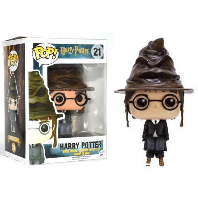 Harry Potter Sorting Hat Underground Pop! Funko Vinyl figure n° 21