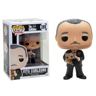 The Godfather Don Vito Corleone Padrino Pop! Funko Vinyl Figure