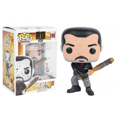 The Walking Dead Negan Bloody Version Pop! Funko