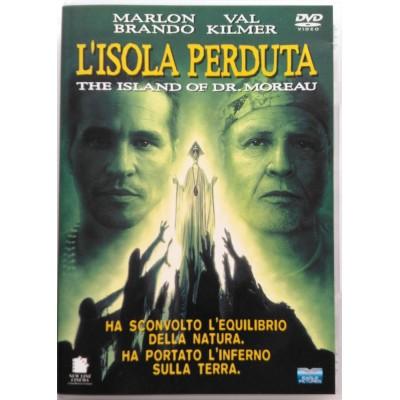 Dvd L'Isola perduta - The Island Of Dr. Moreau con Val Kilmer Nuovo