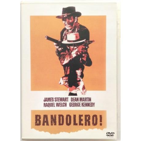 Dvd Bandolero!