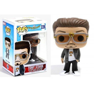 Spider-Man Homecoming Tony Stark Pop! Funko