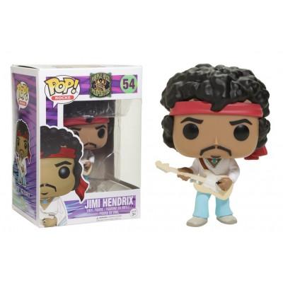 Jimi Hendrix Woodstock Pop! Funko Rocks Vinyl Figure n° 54
