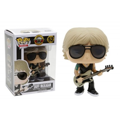 Guns N' Roses Duff McKagan Pop! Funko