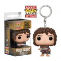 The Lord of the Rings Frodo Baggins Pocket Pop! Vinyl KeyChain Funko