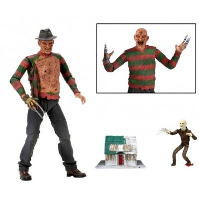 Action Figure Freddy Krueger Nightmare 3 Dream Warriors Neca