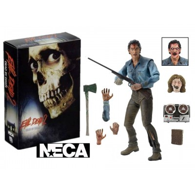 Action Figure Ultimate Ash La Casa Evil Dead 2 Neca