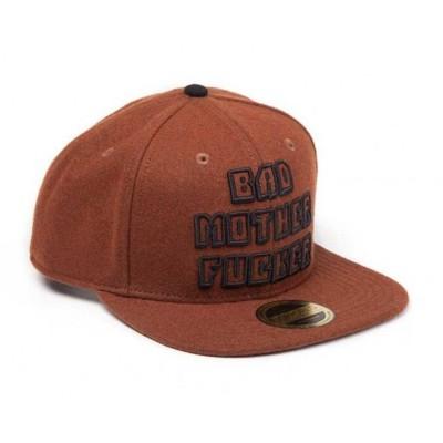 Cappello Pulp Fiction - Bad Mother Fucker snapback Cap Hat Bioworld