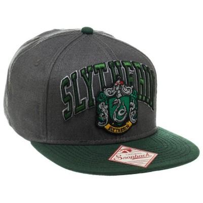 Cappello Harry Potter Slytherin logo snapback Cap Hat Bioworld
