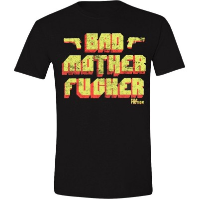 T-shirt Pulp Fiction - Bad Mother Fucker