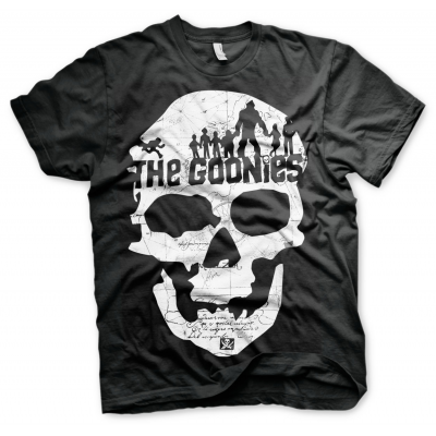 T-shirt The Goonies Skull Logo