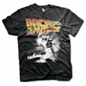 T-shirt Back To The Future Poster Man