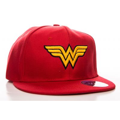 DC Comics - Wonder Woman Wings Snapback Cap